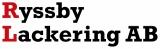 Ryssby Lackering AB logotyp