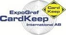 Expograf Cardkeep International AB logotyp