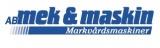 Mek & Maskin logotyp