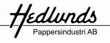Hedlunds pappersindustri AB logotyp