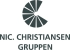 Nic. Christiansen Gruppen logotyp