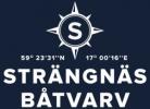 Strängnäs Båtvarv AB logotyp