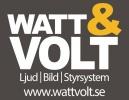 Watt & Volt Sverige AB logotyp