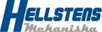 Hellstens mekaniska logotyp