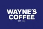Wayne och Margaretas Coffee Aktiebolag logotyp