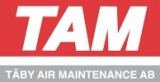 Täby Air Maintenance AB logotyp