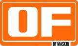 OF Maskin AB logotyp