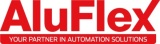 Aluflex logotyp
