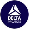 DELTA PROJECTS AB logotyp