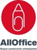 AllOffice Nordic AB logotyp