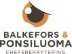 Balkefors & Ponsiluoma AB logotyp