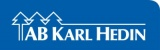 AB Karl Hedin logotyp