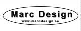 Marc Design AB logotyp