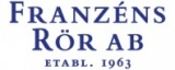 Björn Franzéns Rör AB logotyp