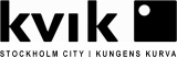 Kvik Stockholm City logotyp