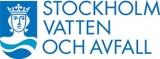 Stockholm Vatten och Avfall logotyp