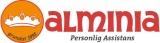 Alminia logotyp