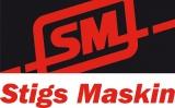 Stigs Maskin AB logotyp