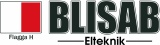 Blisab Elteknik AB logotyp