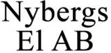 Urban Nybergs El logotyp