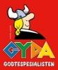 Gyda logotyp