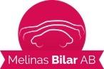 Melinas Bilar AB logotyp