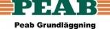 Peab Grundläggning AB logotyp