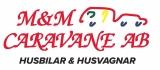 M & M Caravane AB logotyp