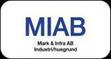 Mark & Infra i Sverige AB logotyp