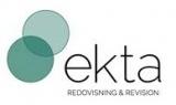 EKTA redovisning logotyp