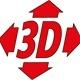 3D hyrliftar AB logotyp
