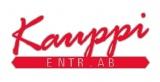 Kauppi Entreprenad AB logotyp