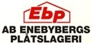 Ab Enebybergs Plåtslageri logotyp