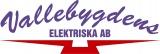 Vallebygdens Elektriska AB logotyp