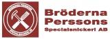 Bröderna Perssons Specialsnickeri AB logotyp