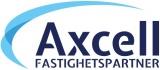 Axcell Fastighetspartner logotyp