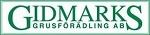 Gidmarks Grus och Betong AB logotyp