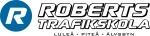 Roberts Trafikskola logotyp