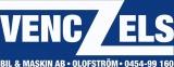 VENCZELS BIL & MASKIN AB logotyp
