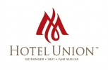 Hotel Union Geiranger is a family owned and runned hotel since 1899. logotyp