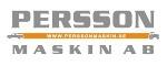 Persson maskin logotyp