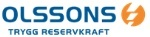 Olssons Elektromekaniska logotyp