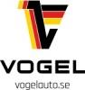 Autotjänst E Vogel logotyp