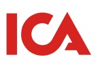 ICA affärsservice logotyp