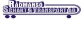 Rådmansö Schakt & Transport AB logotyp