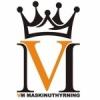 VM Maskinuthyrning logotyp