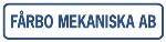 Fårbo Mekaniska logotyp