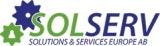 Solserv AB logotyp