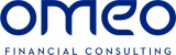 Omeo financial consulting AB logotyp