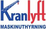 Kranlyft i Karlshamn logotyp